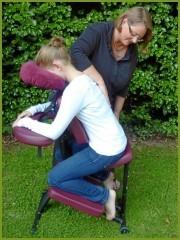 On-site Büromassage